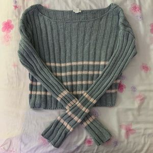 [4/$20] Garage sweater cropped